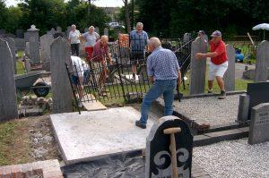 161 HVL begraafplaats 2011 Gre 045
