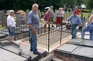 161 HVL begraafplaats 2011 Gre 052