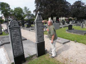 161 HVL begraafplaats 2011 Gre 059
