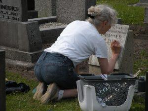 161 HVL begraafplaats 2011 Gre 064