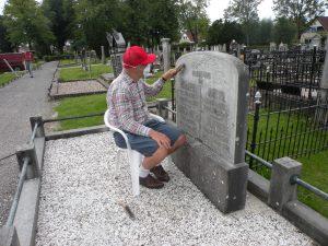 161 HVL begraafplaats 2011 Gre 065