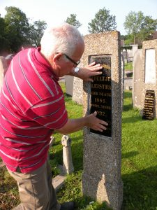 161 HVL begraafplaats 2011 Gre 079
