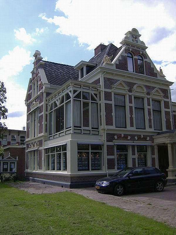 villaB gebouw